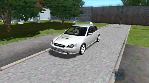 Subaru Legacy B4 2.0 1.3.2