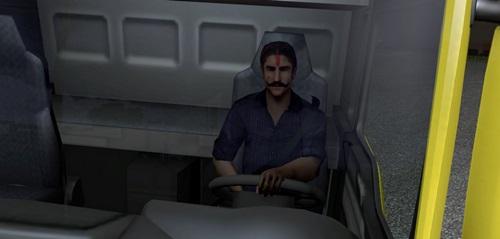 lndian-Truck Driver-chauffeur