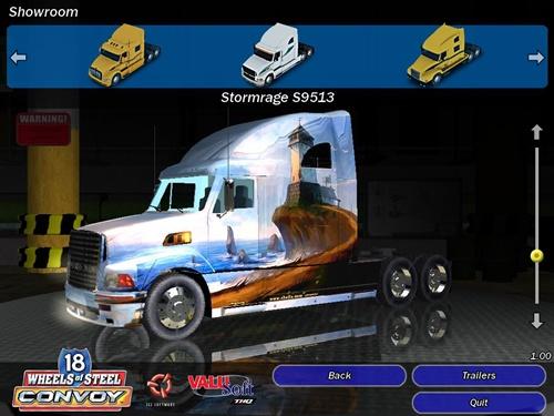 18 wheels of steel haulin mods heavy trailer & truck (no euro.