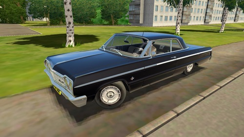 Chevrolet Impala SS 1964 - 1.3.3-
