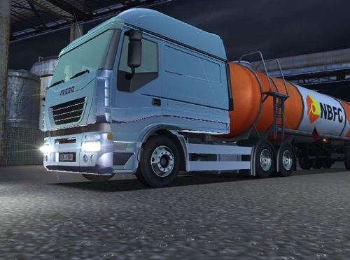 Iveco stralis long