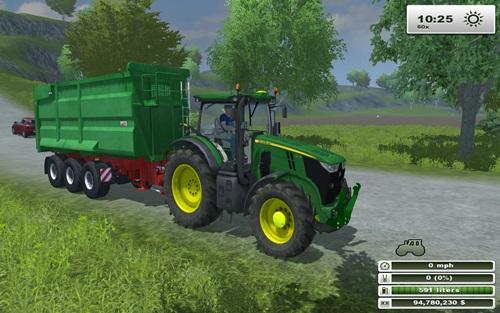 JohnDeere7200R