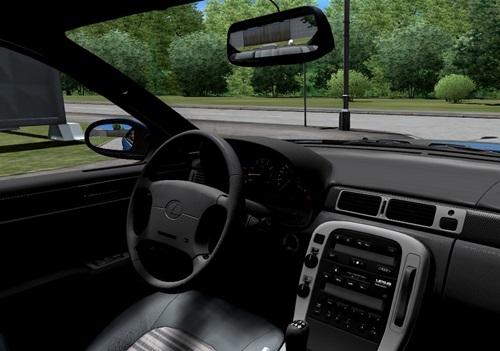 Lexus SC3002