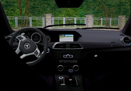 Mercedes-Benz C63 AMG Black Series - 1.3.3-