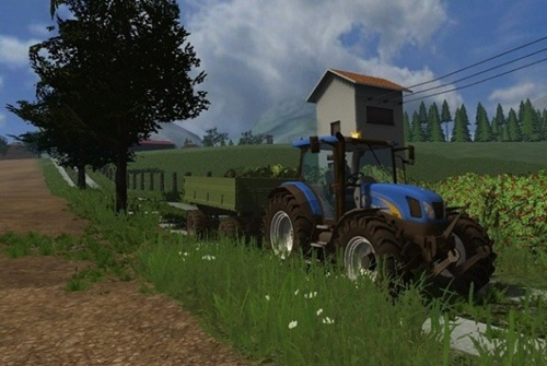 New-Holland-TS135A