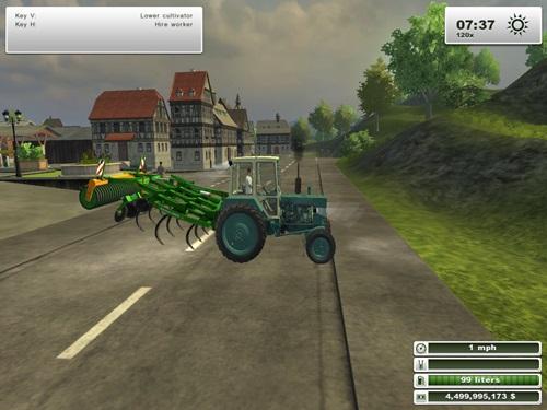 UMZ-_6_KL_Tractor-Sgmods