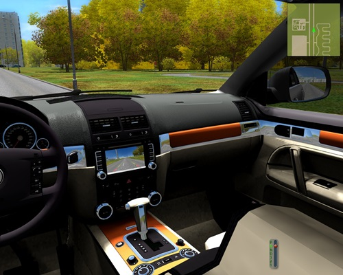 Volkswagen Touareg R50-