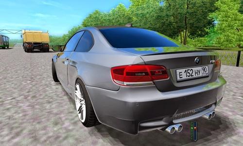 BMW M3 E92-3