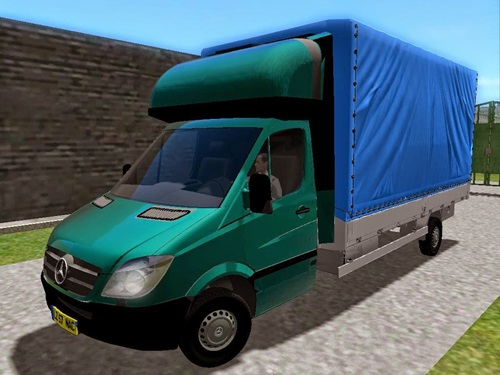 Mercedes-Benz Sprinter 518 - 1.3.3