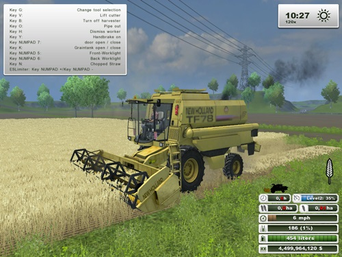 New Holland TF78