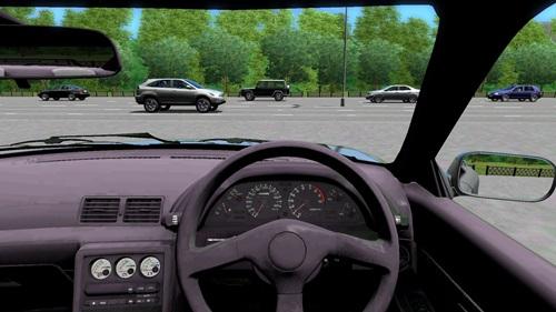 Nissan Skyline GT-R32 -2