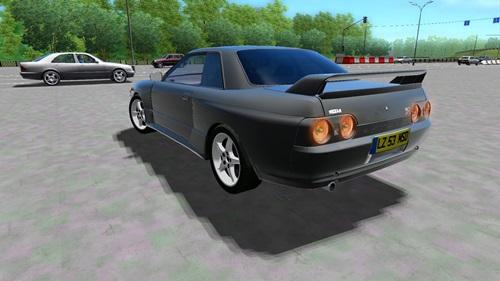 Nissan Skyline GT-R32 -3