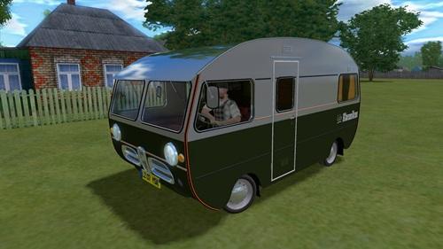 SAAB Caravan 92HK Motorhome - 1.3.3