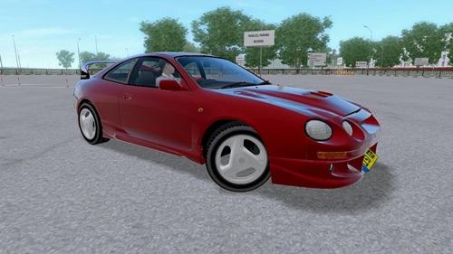Toyota Celica - 1
