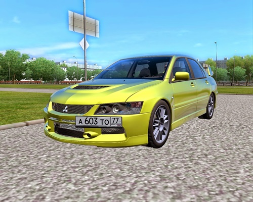 Lancer Evolution Ix 1 3 3 Simulator Games Mods Download