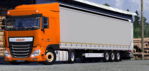 DAF-XF-116-Space-Cab+Trailer