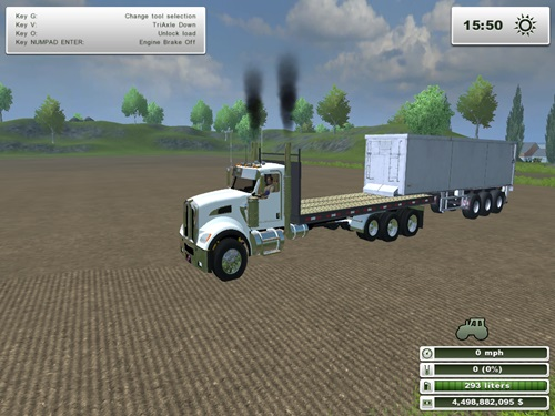 Kenworth_Bale_Flatbed