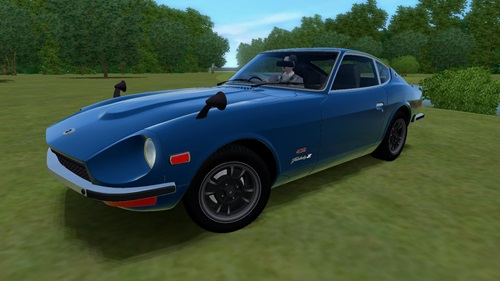 Nissan Fairlady Z - 1.3.3
