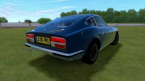 Nissan Fairlady Z - 1