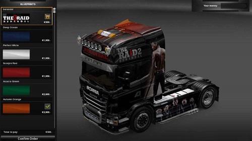 Scania-Berandal-Skin