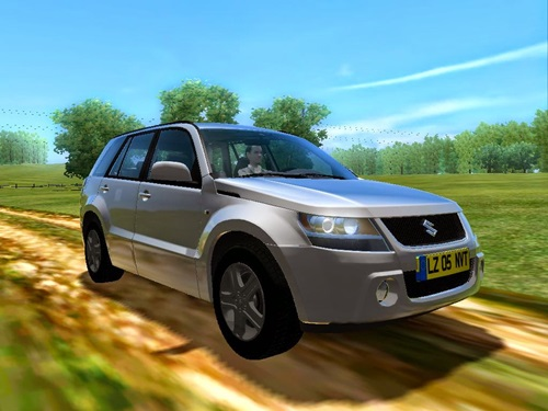 Suzuki Grand Vitara - 1