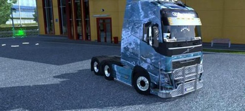 Volvo-FH-2012-Ice-Road-Truckers-Skin