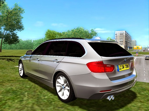 BMW 335i F31 - 1