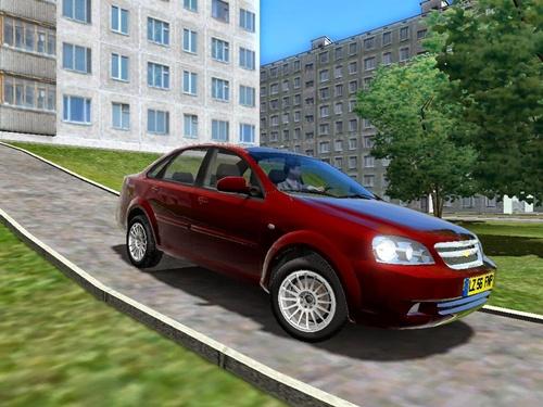 Chevrolet Lacetti - 1.3.3