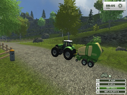 Krone_Windrow_Pack