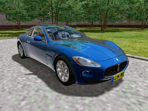 Maserati Granturismo - 1.3.3
