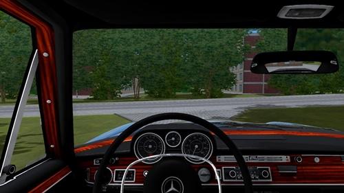 Mercedes-Benz 300sel - 1