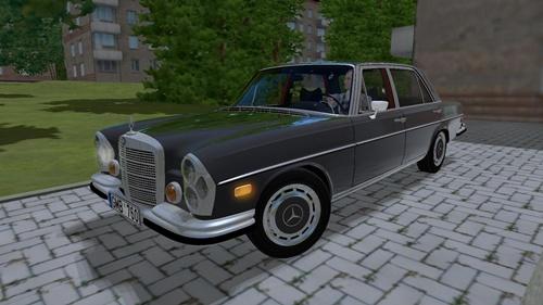 Mercedes-Benz 300sel - 1.3.3