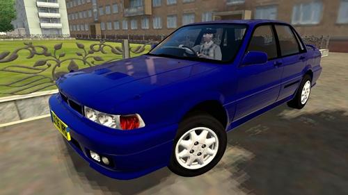Mitsubishi Galant VR4 1992 - 1.3.3
