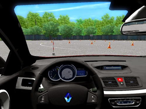 Renault Megane 1 3 3 Simulator Games Mods Download