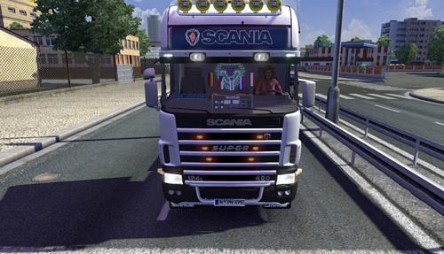 Scania-4-Truck