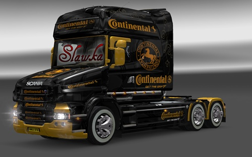 Scania-T-Continental