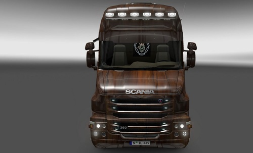 Scania-T-Wooden-Skin