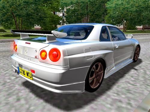 Skyline GTR V Spec II - 1