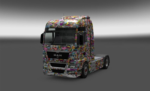 Stickers-Boom-For-All-Trucks-Skin-Pack
