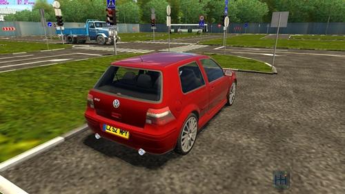 VW Golf R32 - 1