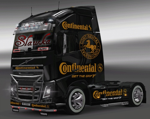 Volvo Continental