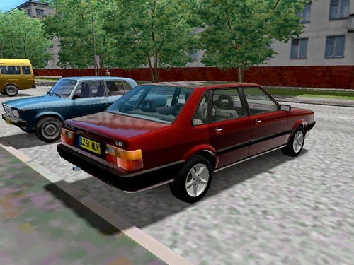 Audi 80 B2 133 Simulator Games Mods Download