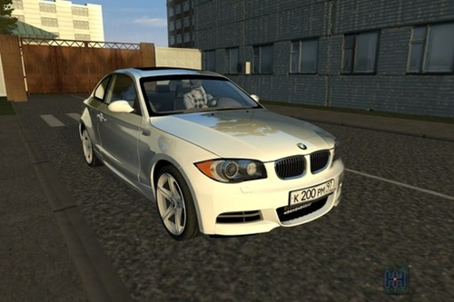 BMW 135i Coupe [1