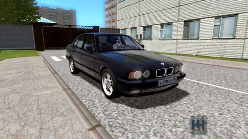 BMW M5 E34 1995 - 1.3.3