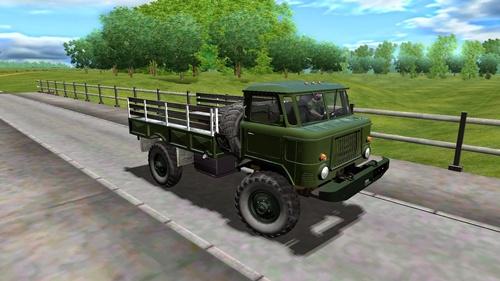 GAZ-66-1
