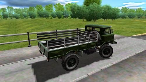 GAZ-66-3