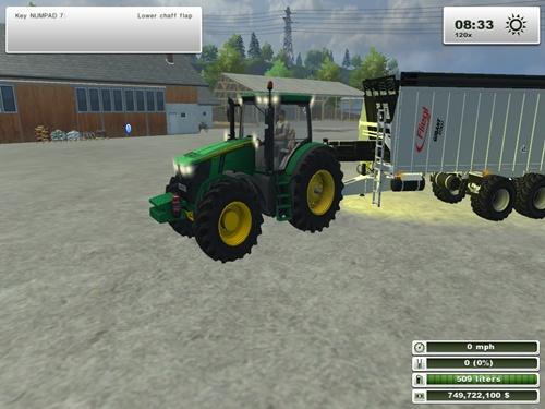 Farming Simulator 2013 John Deere 7280r V2