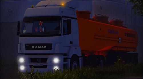 Kamaz-5490