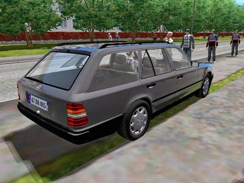 Mercedes-Benz W124 SW - 1