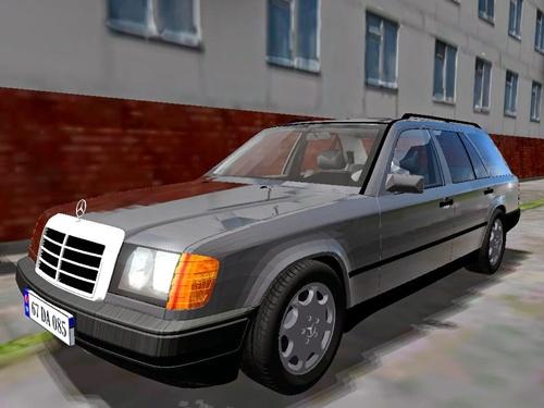 Mercedes-Benz W124 SW - 1.3.3